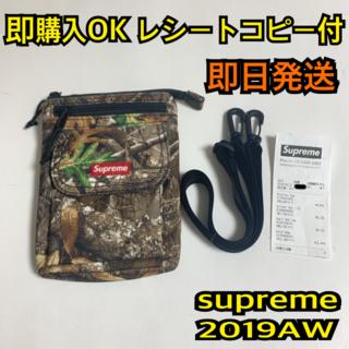 シュプリーム(Supreme)の即購入OK 枯葉 シュプリーム ショルダーバッグ Shoulder Bag(ショルダーバッグ)