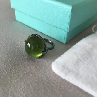 ボッテガヴェネタ(Bottega Veneta)のボッテガヴェネタ  カラーストーンリング(リング(指輪))