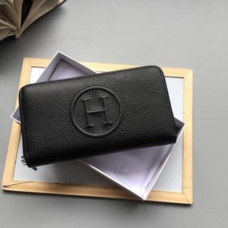 Hermes - 激レア商品本革メンズ長財布の通販|ラクマ