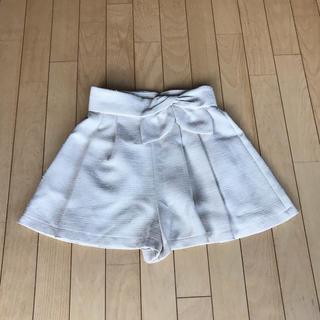 リランドチュール(Rirandture)の美品 キュロットスカート ショートパンツ ミッシュマッシュ かわいい ロペ(キュロット)