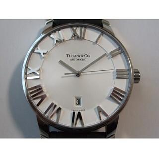 ティファニー(Tiffany & Co.)のティファニー♪未使用品♪Atlasアトラスドーム♪TIFFANY&CO♪自動巻(腕時計(アナログ))