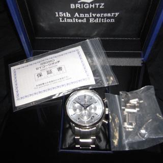 セイコー(SEIKO)のTOMさん専用 セイコー ブライツ SDGZ015 メカニカルクロノ(腕時計(アナログ))