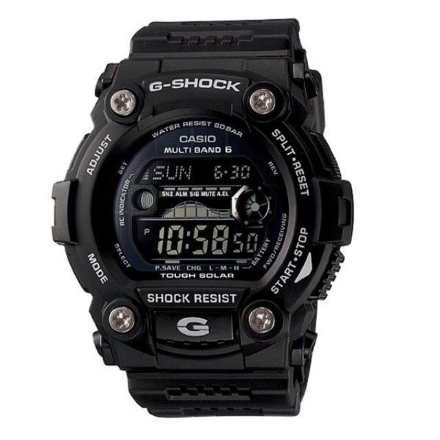 カシオ G-SHOCK メンズ 時計 電波ソーラー GW-7900B-1の通販 by いちごみるく。's shop|ラクマ