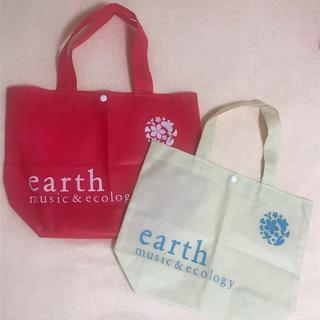 アースミュージックアンドエコロジー(earth music & ecology)のショップ袋(ショップ袋)
