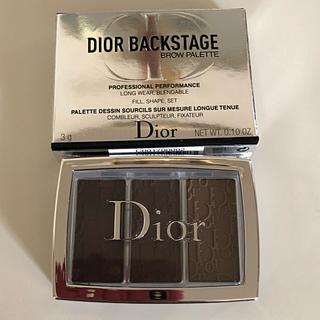 ディオール(Dior)のAmi様専用  DIOR BACKSTAGE アイブロウパウダー(パウダーアイブロウ)