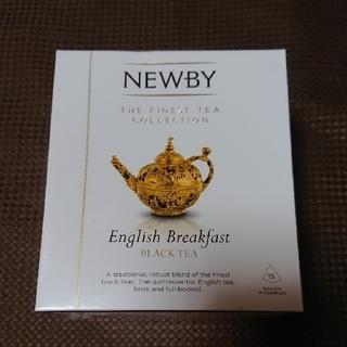 みわ様◎紅茶 NEWBY イングリッシュブレックファスト◎15×2.5g 紅茶(茶)