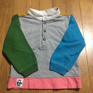 チャムス(CHUMS)のチャムス    キッズ  トレーナー  Sサイズ  (Tシャツ/カットソー)
