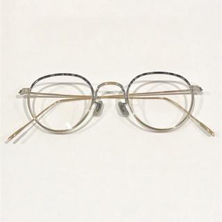 アヤメ(Ayame)の【廃盤カラー】EYEVAN7285 メタル丸フレーム(サングラス/メガネ)
