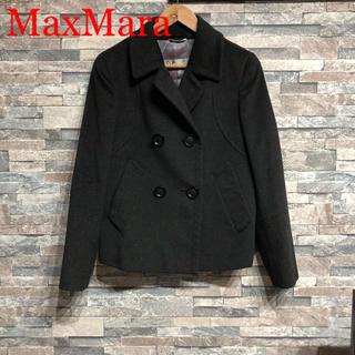 マックスマーラ(Max Mara)のMaxMara/マックスマーラ❤️Pコート❤️美品(ピーコート)