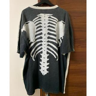キャピタル(KAPITAL)のkapital bone tee 骨(Tシャツ/カットソー(半袖/袖なし))