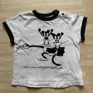 マーキーズ ミッキー Tシャツ 80