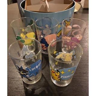 ポケモン(ポケモン)のポケモン缶入りグラス(グラス/カップ)