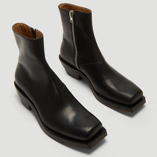 ジョンローレンスサリバン(JOHN LAWRENCE SULLIVAN)の ION Number 5 Boots Black(ブーツ)