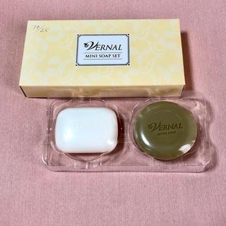 ヴァーナル(VERNAL)のヴァーナル 洗顔石鹸(洗顔料)