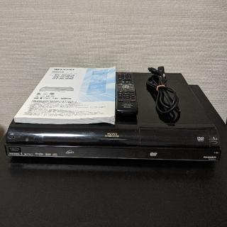 アクオス(AQUOS)のSHARP AQUOS レコーダー DV-ACW75(DVDレコーダー)