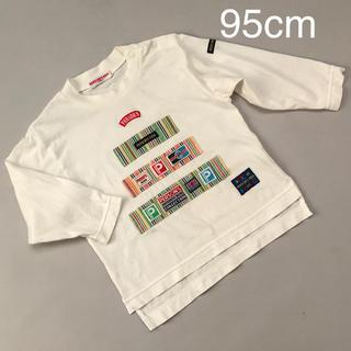 パーソンズキッズ(PERSON'S KIDS)のパーソンズ 七分Tシャツ(Tシャツ/カットソー)