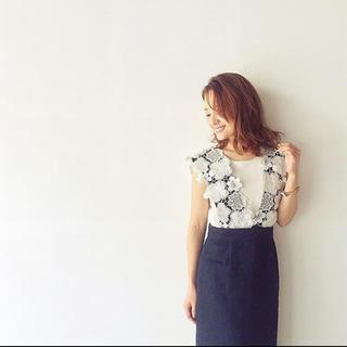 チェスティ(Chesty)のチェスティ♡フラワーレースジャンパースカート(その他)