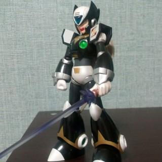 カプコン(CAPCOM)のD-Arts ロックマンX ブラックゼロ フィギュア(アニメ/ゲーム)