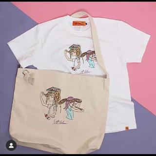 ビームス(BEAMS)のレフトアローン  ポップアップ限定商品(Tシャツ/カットソー(半袖/袖なし))