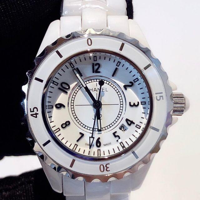 CHANEL - CHANEL 時計 J12qの通販 by 柳川格安's shop|シャネルならラクマ
