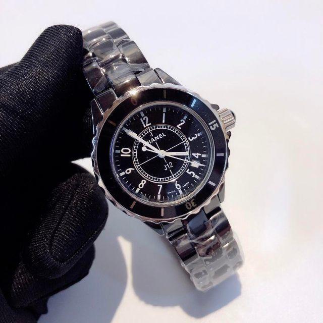 CHANEL - CHANEL 時計 J12sの通販 by 柳川格安's shop|シャネルならラクマ