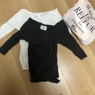メゾンドリーファー(Maison de Reefur)のメゾンドリーファー  ブラックのみ!専用(Tシャツ(長袖/七分))