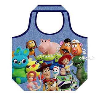 トイ・ストーリー - ディズニー トイストーリー4 エコバッグ ショッピングバッグ バッグ お買い物