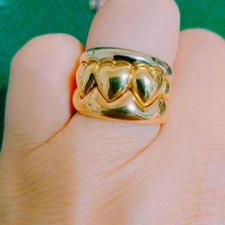 スリーカラー K18リング(リング(指輪))
