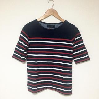 シップス(SHIPS)の半袖 ボーダーカットソー(Tシャツ/カットソー(半袖/袖なし))