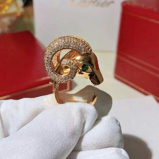 カルティエ(Cartier)のカルティエ 新品未使用 リング K18(リング(指輪))