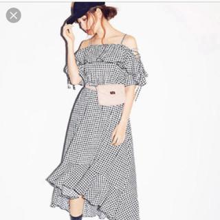 ココディール(COCO DEAL)の♡RANAIKEIKAKU  チェックロングワンピ♡(ロングワンピース/マキシワンピース)