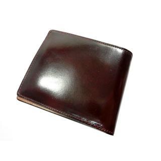 WHITEHOUSE COX - ★【新品◆ALDEN で有名な ホーウィンコードバン】グレンヘリテージ 財布