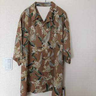 カスタネ(Kastane)の新品 カスタネ  アロハbigシャツ(シャツ/ブラウス(半袖/袖なし))