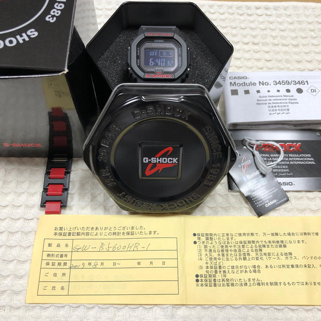 G-SHOCK - かま様専用 CASIO G-SHOCK  GW-B5600HR-1JFの通販 by hiroishi2001's shop|ジーショックならラクマ