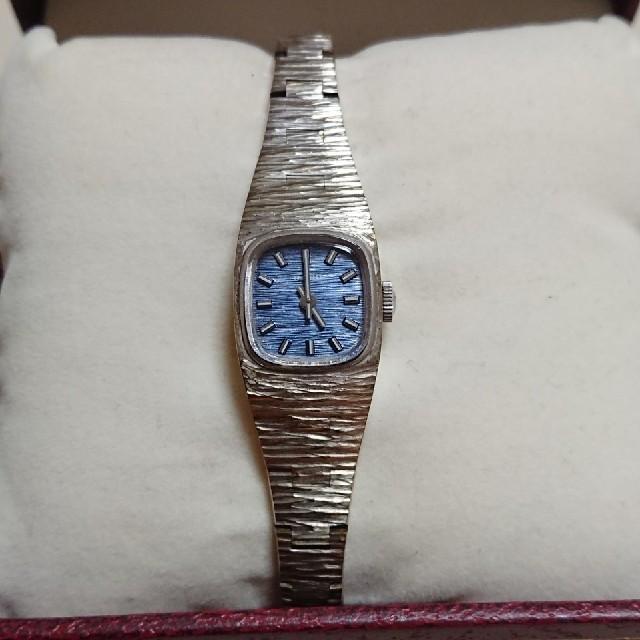 RADO - RADO アンティーク腕時計 手巻き 稼働品の通販 by メープル's shop|ラドーならラクマ