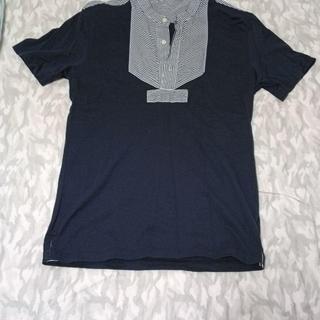 シップス(SHIPS)のフィデリティ 襟付きシャツ(Tシャツ/カットソー(半袖/袖なし))