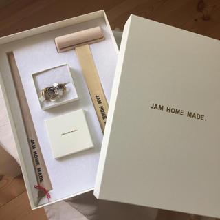 ジャムホームメイドアンドレディメイド(JAM HOME MADE & ready made)の名もなき指輪 JAM HOME MADE(リング(指輪))