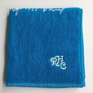 ロンハーマン(Ron Herman)のロンハーマン☆ ハンドタオル 【Turquoise 】(ハンカチ/ポケットチーフ)