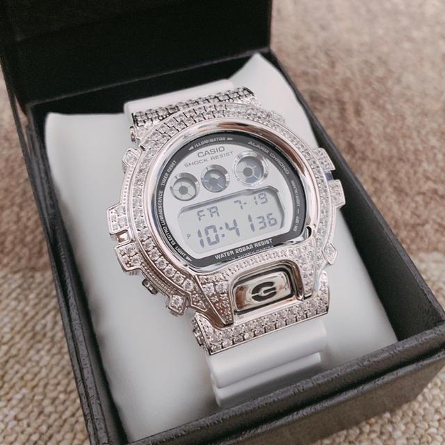 G-SHOCK - 新品 G-SHOCK カスタム dw6900 腕時計 メンズ レディースの通販 by custom8|ジーショックならラクマ