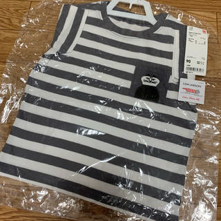 Lisa Larson - ユニクロ リサラーソンTシャツ size90
