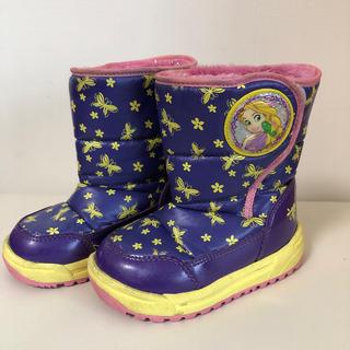 ムーンスター(MOONSTAR )のラプンツェルの防寒靴 15センチ(長靴/レインシューズ)