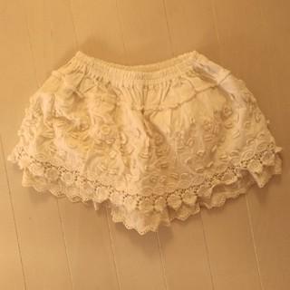 スーリー(Souris)の値下げしました 110size スーリー キュロットスカート(スカート)
