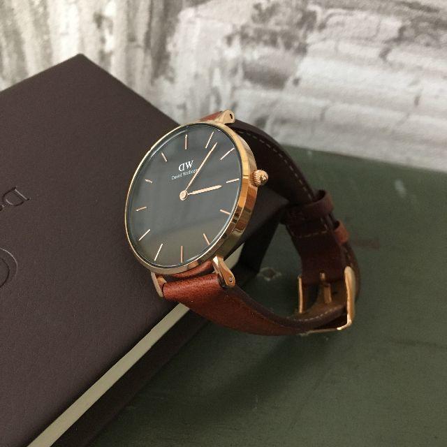 Daniel Wellington - DANIEL WELLINGTON 腕時計 32㎜ USEDの通販 by ヨーロッパ古着 もん's shop|ダニエルウェリントンならラクマ