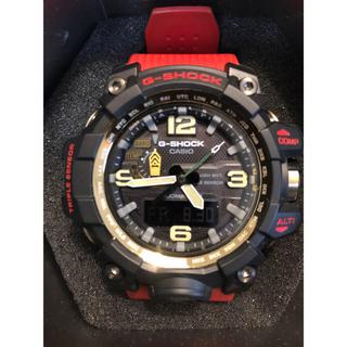 ジーショック(G-SHOCK)のG-SHOCK マッドマスターGWG-1000GB-4A(腕時計(デジタル))