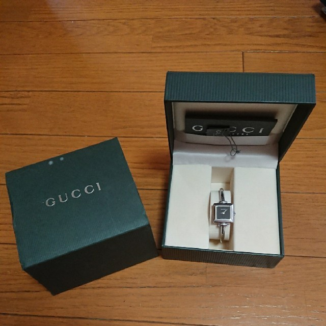 Gucci - GUCCI グッチ 腕時計 1900スクエアの通販 by WON店|グッチならラクマ