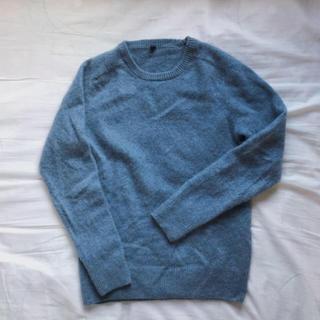 ムジルシリョウヒン(MUJI (無印良品))の無印良品 カシミヤセーター(ニット/セーター)