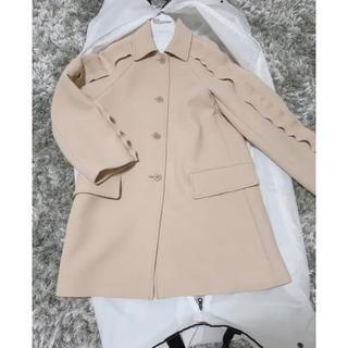 レッドヴァレンティノ(RED VALENTINO)のレッドヴァレンティノ コート(ノーカラージャケット)