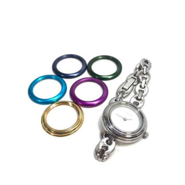 Gucci - 622  美品 グッチ ベゼルチェンジ 腕時計の通販 by フォローで期間限定割引中〜|グッチならラクマ
