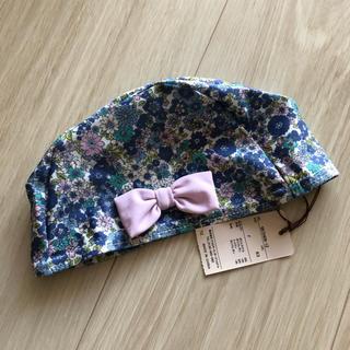 プティマイン(petit main)の【新品未使用】プティマイン スイミングキャップ 帽子(水着)