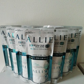 アリィー(ALLIE)のALLIE extra UV GEL  アリー SPF50 90g(日焼け止め/サンオイル)